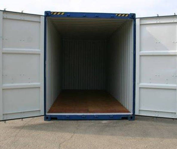 20ft. Seecontainer / Lagercontainer