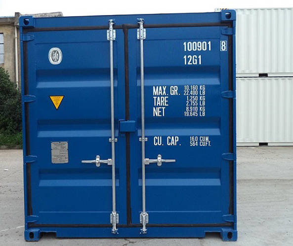 10ft. Seecontainer / Lagercontainer