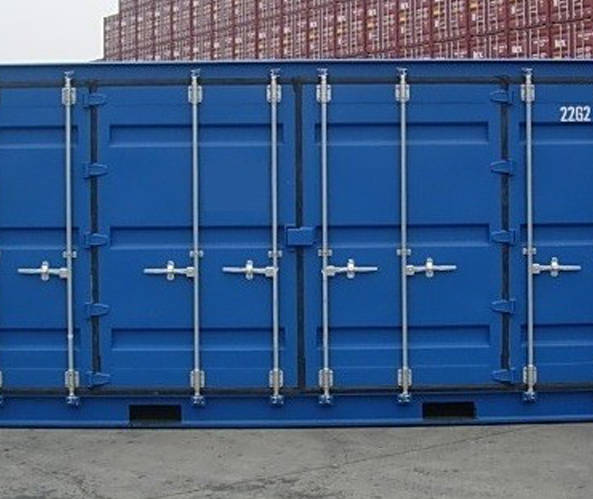 20ft. Side Door Container