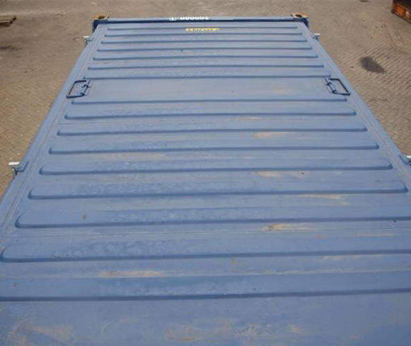 20ft. Hardtop Container