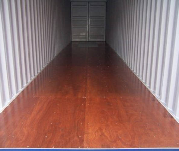 40ft. Highcube Double Door Container