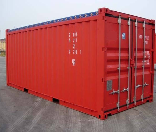 20ft. Opentop Container