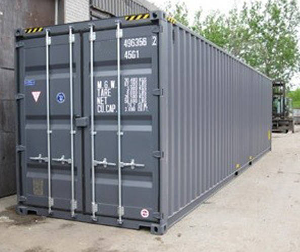 40ft. Highcube Seecontainer / Lagercontainer