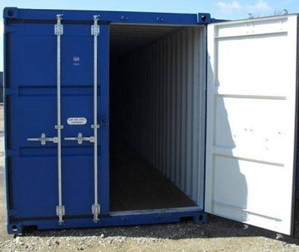 40ft. Seecontainer / Lagercontainer